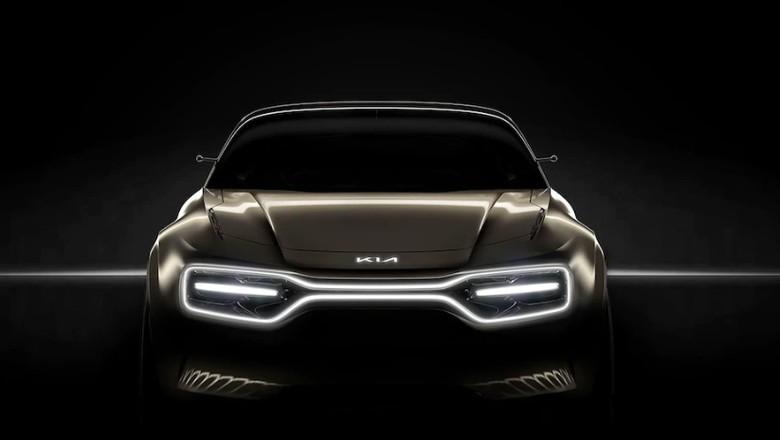 Mobil listrik KIA. Foto: dok. Kia