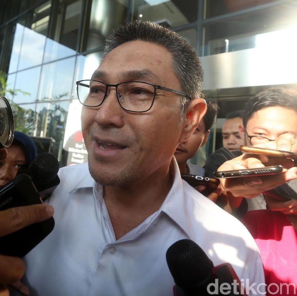 Anggota DPR F-PAN Sukiman Tersangka Suap Tak Ditahan Usai Diperiksa KPK