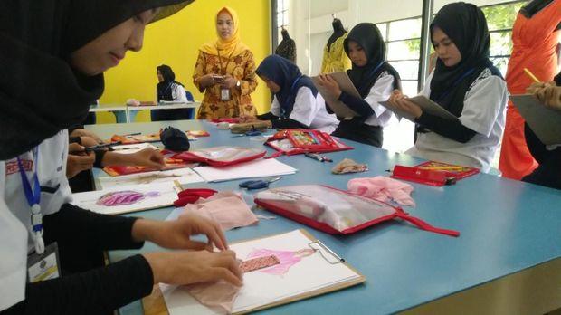 Balai Besar Pengembangan Latihan Kerja (BBPLK) Semarang kini