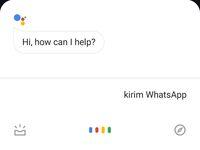 Cara Mengirim Pesan WhatsApp Tanpa Mengetik