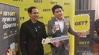 Sandang Nama Get, Go-Jek Resmi Meluncur di Thailand