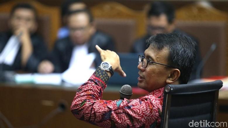 Gatot Pujo Nugroho Bersaksi di Sidang Korupsi Massal DPRD Sumut
