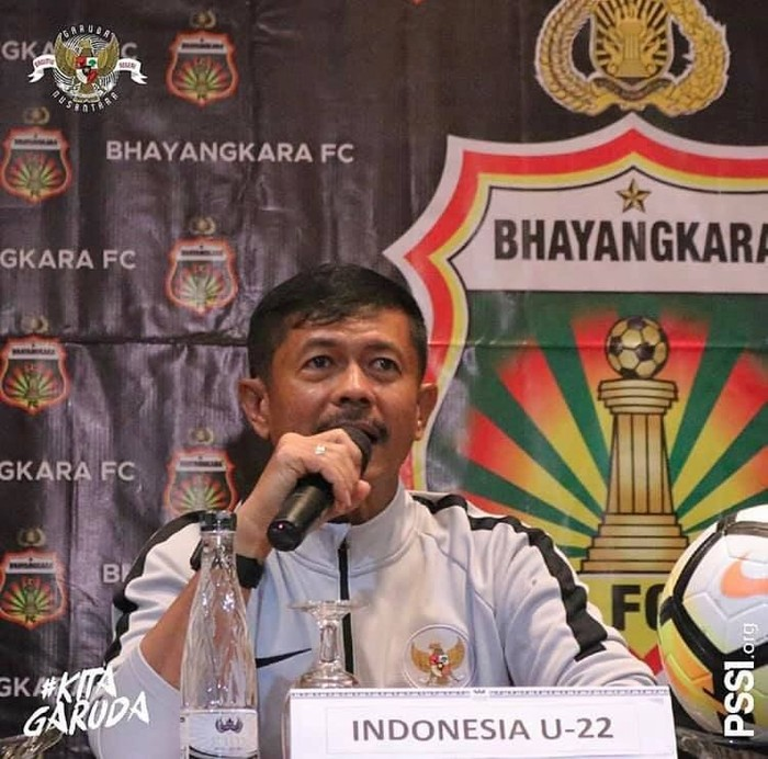 Sebagai pelatih, Indra Sjafri jadi orang dibalik kesuksesan timnas U-22 dalam menjuarai Piala AFF U-22 2019 di Kamboja. Indra Sjafri sendiri lahir di Batang, Sumatera Barat. Foto: Instagram indrasjafri_coach
