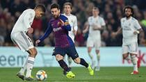 Messi Ingin Hadapi Madrid yang Terkuat di El Clasico
