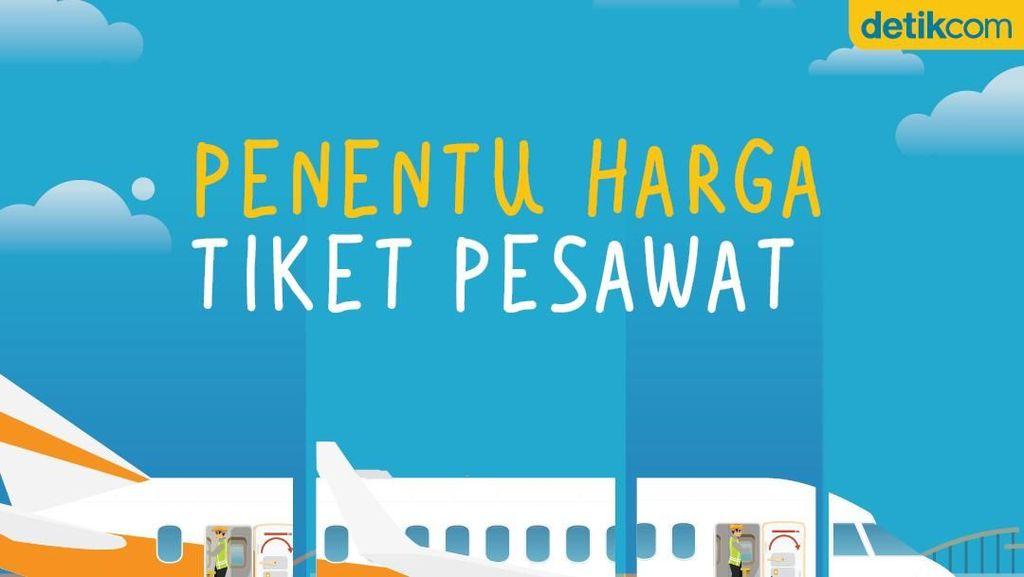 Harga Tiket Sudah Turun, KPPU Tetap Usut Dugaan Duopoli Penerbangan