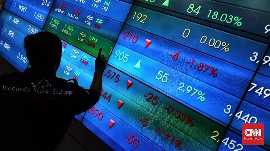 Investasi Saham Makin Mudah Bagi Pemula, Bisa Pantau via Online