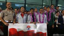 Sekjen PSSI Terharu Sambut Timnas U-22 di Tanah Air