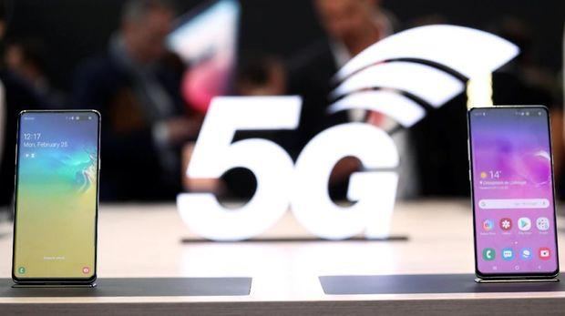 Kapan RI Bisa Nikmati Teknologi Internet 5G?