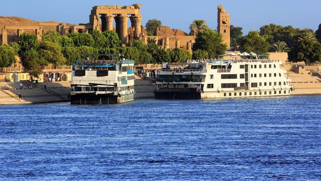 Alasan Penduduk Mesir Mayoritas Tinggal di Sepanjang Sungai Nil