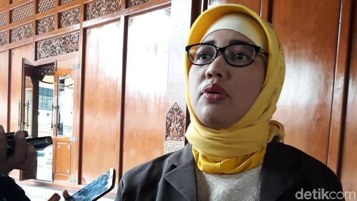 Komisioner KPAI bidang Pendidikan, Retno Listiarti, Solo, Rabu (27/2/2019).
