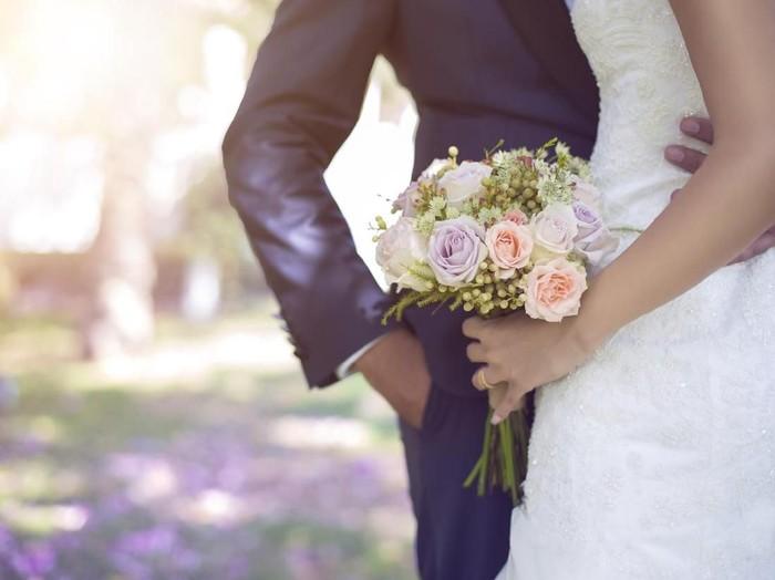 Ilustrasi pengantin Foto: iStock