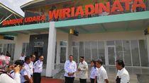 Cek Bandara Wiriadinata Tasikmalaya, Menhub Minta Toilet Dibersihkan