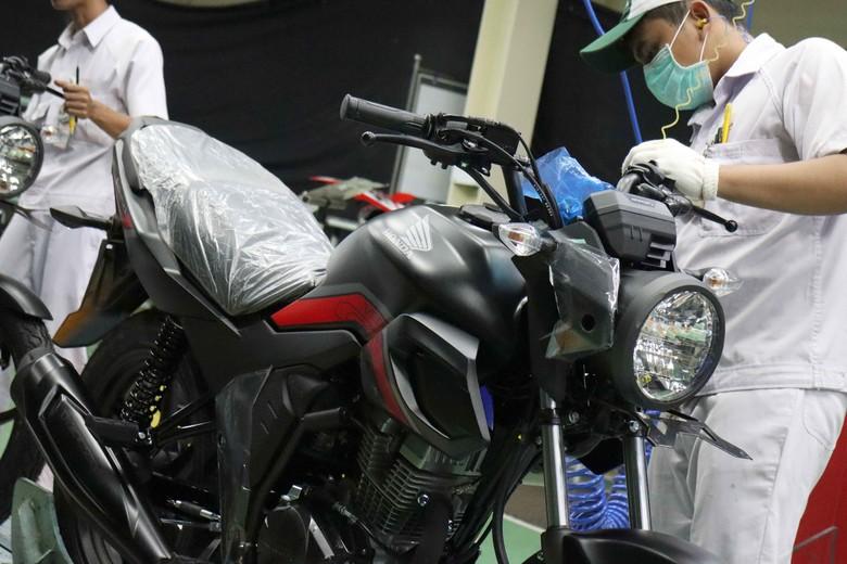 New Honda CB150 Verza Foto: dok. Astra Honda Motor