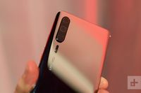 Tampak belakang Huawei P30 Pro.
