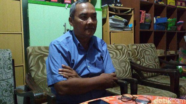 Ketua Paguyuban Warga Sapta Darma Blitar, Dwi Priyo Edi Sanyoto