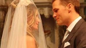 Rayakan Satu Dekade Pernikahan, Gisele dan Tom Brady Mesra Abis