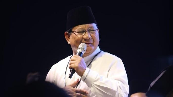 Prabowo Subianto (Dok Prabowo-Sandi Media Center)