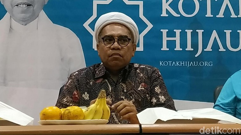 Ngabalin soal Satire Dahnil KPK Jadi Alat Kekuasaan: Belum Move On
