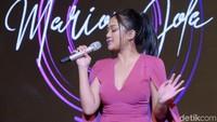 Penampilan Panggung Marion Jola yang Mengaku Sempat Tak Kerja 3 Bulan