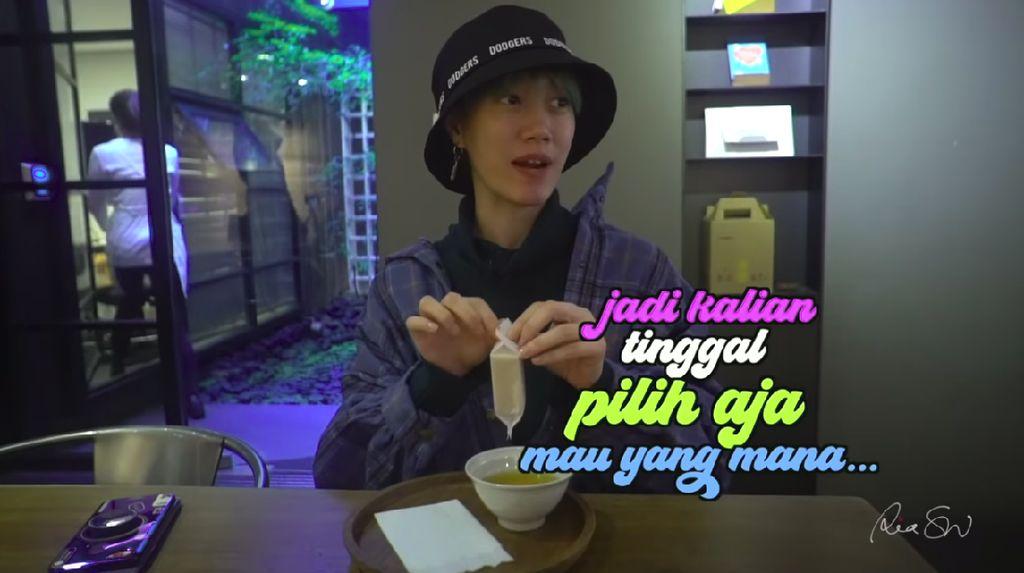 Di Taipei Ada Beef Noodle dan Seafood Halal Versi Ria SW