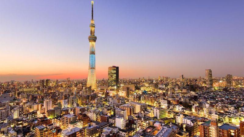 Kota Tokyo di Jepang masuk peringkat ke-10 kota terbaik dunia 2019. Siapa yang bisa menolak pesona Tokyo? (iStock)