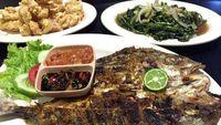 Malam Ini Enaknya Makan Ikan Bakar Makassar di Tempat Ini
