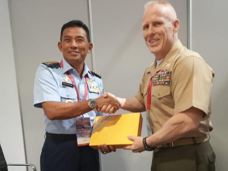 Bertemu di Australia, Angkatan Udara AS Ajak TNI AU Latihan Bersama