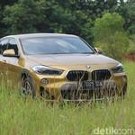 Sensasi SUV Rasa Sedan BMW X2