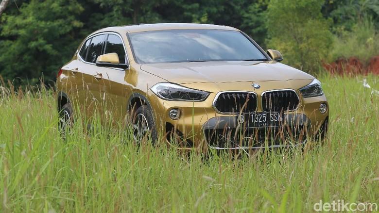 BMW X2 Foto: Ari Saputra