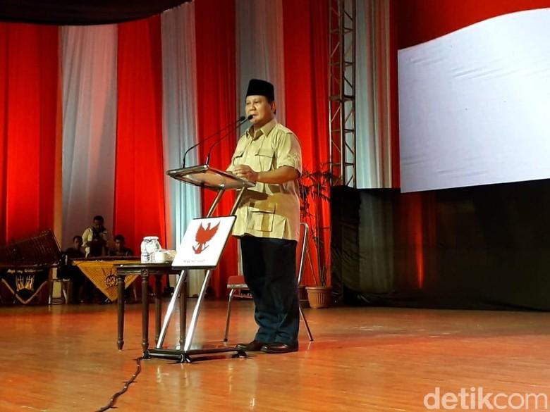 Bela Prabowo Soal Indonesia Bleeding, BPN Singgung Tambang-Utang