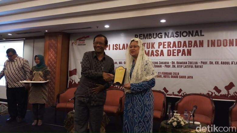 Mahfud Md Bicara Islam Sontoloyo, Orang yang Pura-pura Perjuangkan Islam