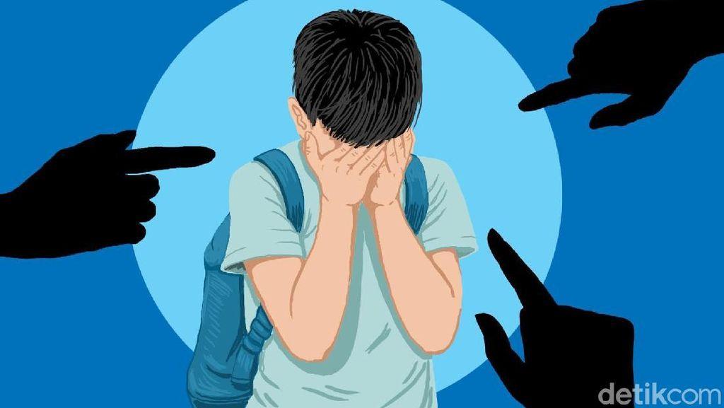 Siswa SMP di Pekanbaru Dihajar Pakai Dengkul Saat Guru Mengajar
