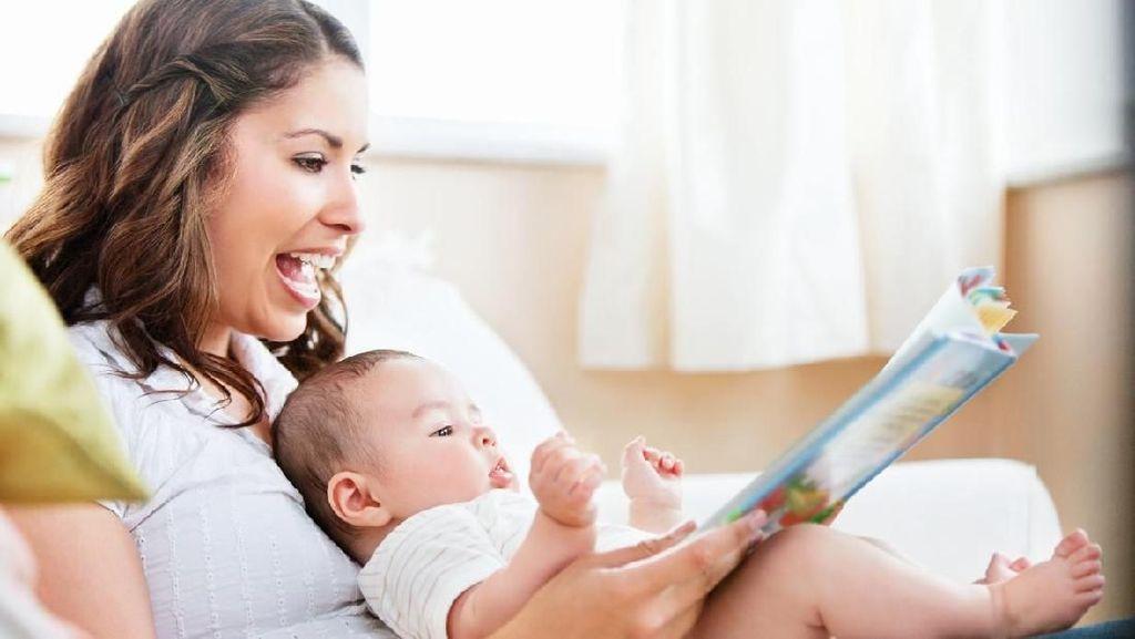5 Rekomendasi Buku Bayi Pilihan Bunda