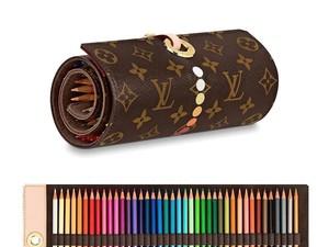 Louis Vuitton Rilis Tempat Pensil Seharga Rp 12,6 Juta