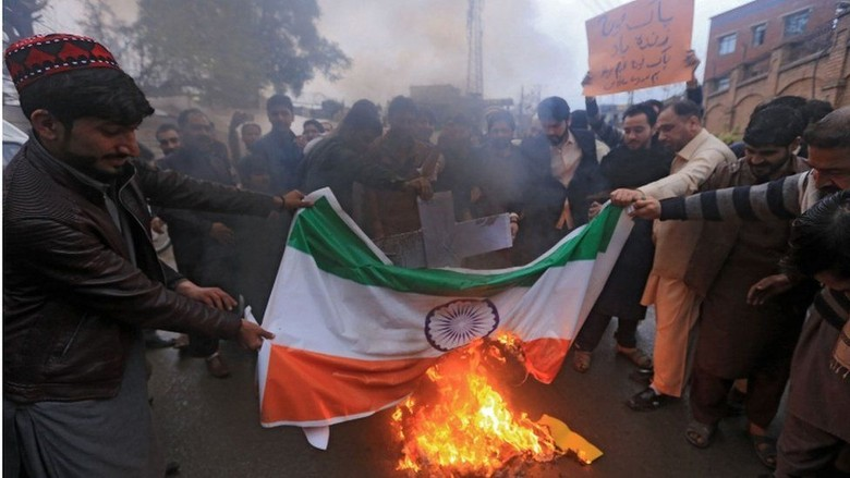 Ketegangan Meningkat, Pakistan Janji Akan Balas Serangan Udara India