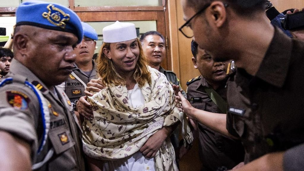 Hakim Setop Keterangan Saksi yang Singgung Habib Bahar Hina Jokowi