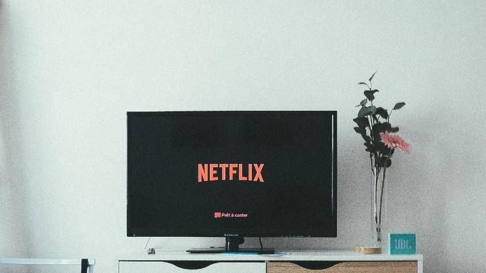 ILustrasi Netflix, ILustrasi Nonton, ILustrasi TV