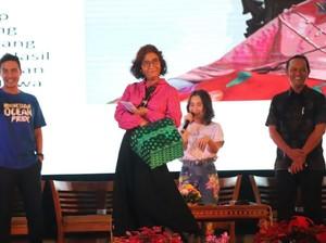 Ini Tas Ganepo yang Dipromosikan Menteri Susi Sebagai Pengganti Plastik