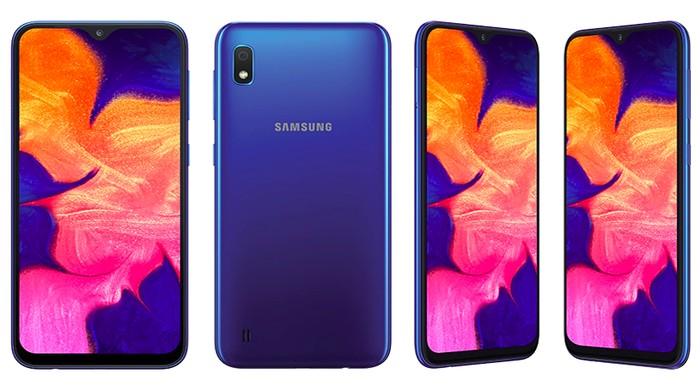 Samsung Galaxy A10. Foto: Samsung
