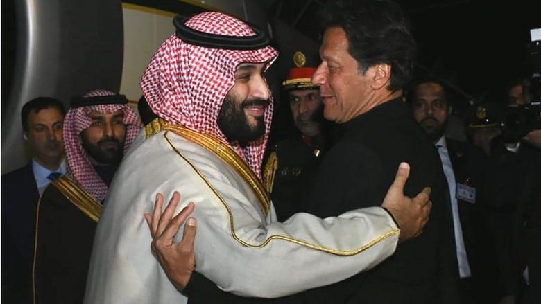 Ketika Putra Mahkota Arab Saudi Tebar Pesona di Kawasan Asia
