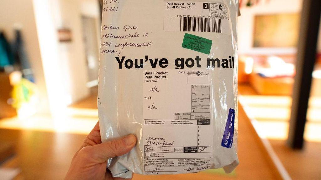 Viral Cuitan Notifikasi Paket, Bikin Ngakak Netizen