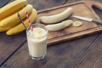 Susu Pisang Bisa Jadi Alternatif Campuran Berbagai Hidangan Enak