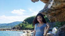 Foto: Ketika Dosen Cantik Taiwan Pergi Jalan-jalan