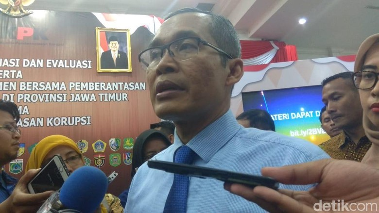 Wakil Ketua KPK soal Kritik dari Penyidik: Bukan Menentang Pimpinan