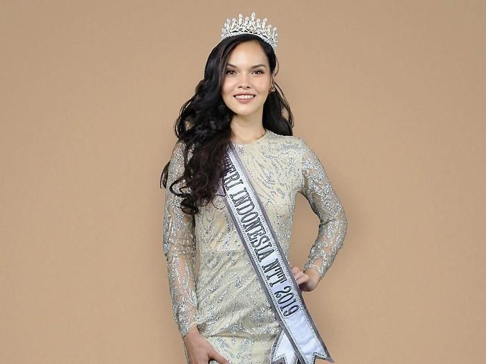 Puteri Indonesia NTT 2019 Maria Hostiana Napitupulu Foto: Instagram @officialputeriindonesia