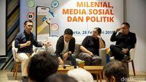 Diskusi Tantangan Generasi Milenial
