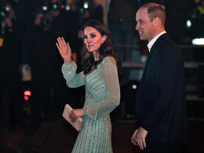 Pangeran William dan Kate Middleton. Foto: Dok. Getty Images