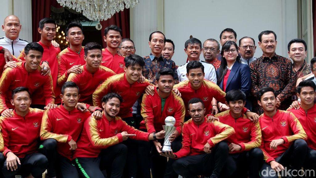 Uji Coba Menuju Kualifikasi Piala Asia, Timnas U-22 Hadapi Bali United