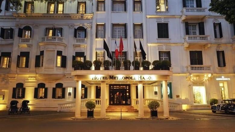 Hotel Sofitel Legend Metropole Hanoi, Vietnam (Sofitel/CNN Travel)