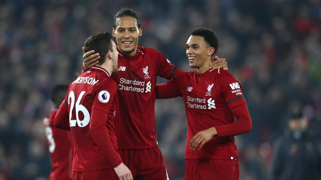 Masa Depan Liverpool Bakal Cerah